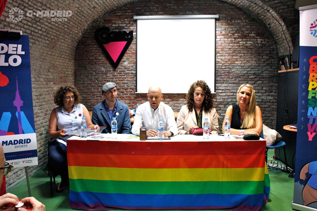 GMadrid Sports organiza coloquio sobre deportes y agresiones LGTBIfóbicas