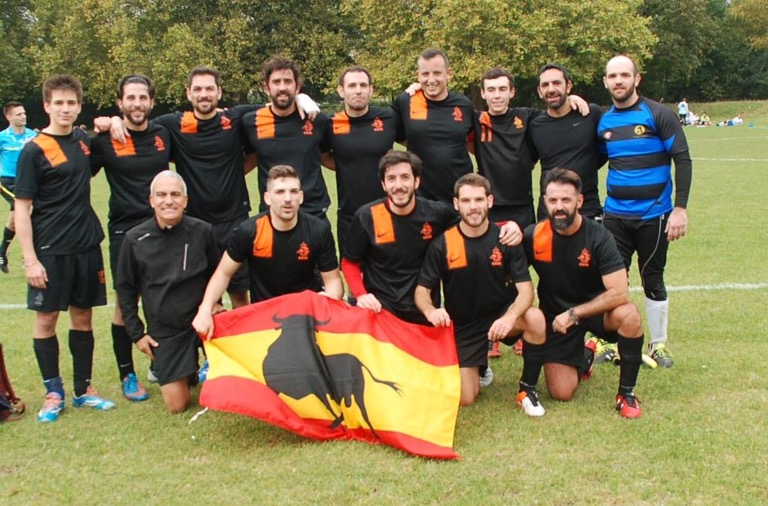 GMadrid Sports en London Titans Birthday Tournament