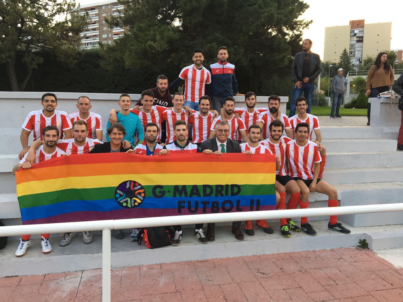 GMadrid Fútbol 11 en el programa Caos F.C.