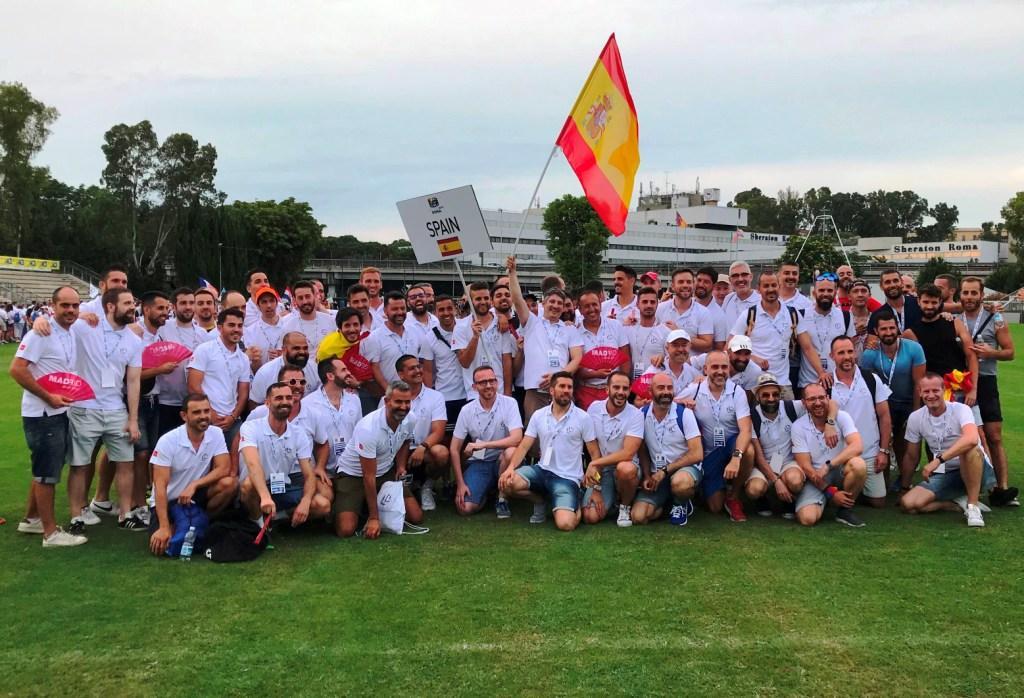 DyD se trae 20 medallas de los Roma EuroGames 2019
